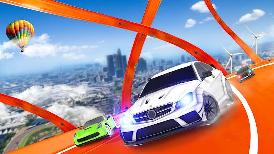 Impossible Tracks Car Stunts-Ramp Stunt Racing 3d 8