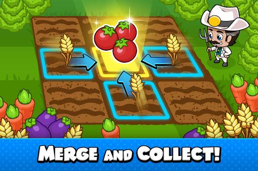 Idle Farm Tycoon - Merge Simulator APK MOD Download 1