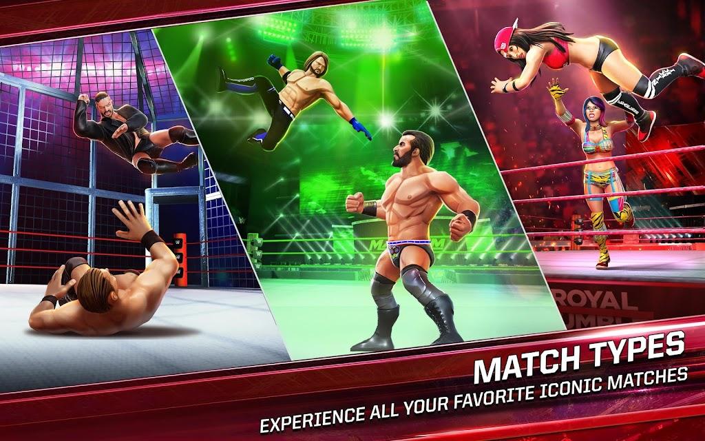 WWE Mayhem poster 9
