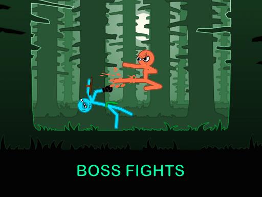Slapstick Fighter - Stickman Ragdoll Fighting Game Apkfinish screenshots 8