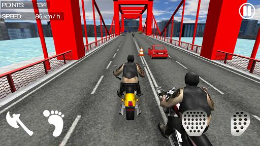 Moto Rivals 7 screenshots 2
