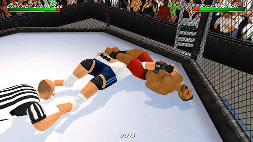 Wrestling Revolution 3D screenshots 11