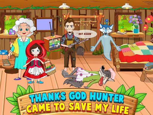 Mini Town: My Little Princess Red Riding Hood Game  screenshots 10