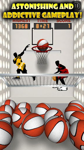 Basketball Arcade Game screenshots 2