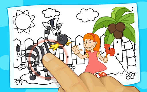 Kids Tap and Color (Lite) 1.8.4 screenshots 3