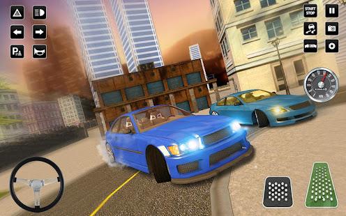 3D Driving School Simulator: City Driving Games 1.6 Screenshots 6