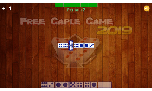 Gaple Domino - Offline 1.4 Screenshots 4
