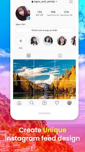 Instagrid: 9 Cut Grids for Instagram