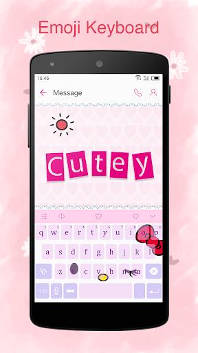Emoji Keyboard 10 2.90 Screenshots 4