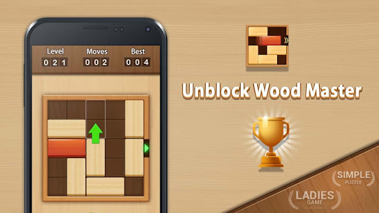 Unblock Wood Master