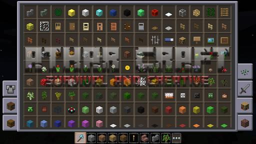 Athar Craft - Survival and Creative Building  screenshots 4