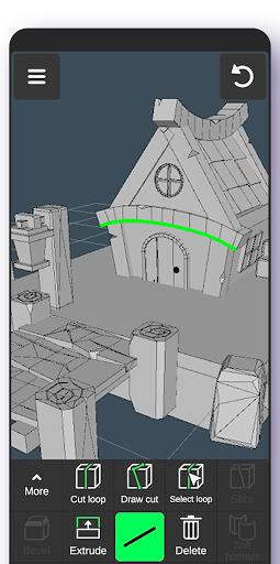3D Modeling App: Sketch, Draw, Paint Sculpt Create  screenshots 1