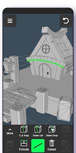 3D Modeling App  Sketch, Draw, Paint Sculpt Create Apk 3