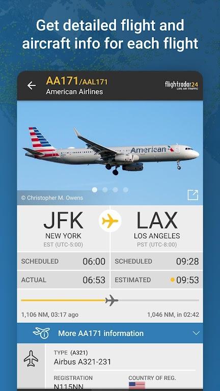 Flightradar24 Flight Tracker poster 2