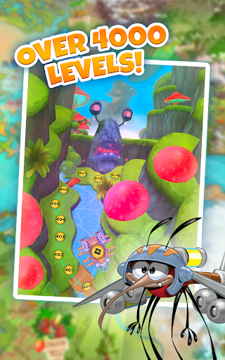 Best Fiends - Free Puzzle Game modavailable screenshots 5