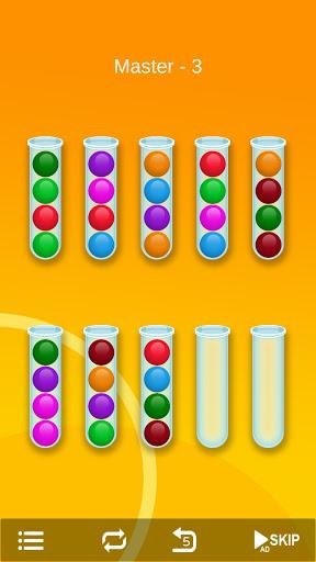 Ball Sort - Bubble Sort Puzzle Game screenshots 6