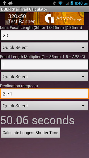 Star Trail Calculator For PC Windows (7, 8, 10, 10X) & Mac Computer Image Number- 6