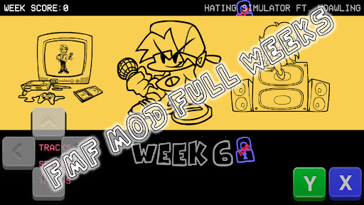 Fmf Mod Mobile: Full Weeks  screenshots 2