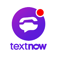 TextNow - Free Text, Voice and Video Calling App Icon