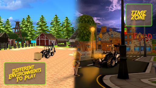 Heavy Excavator Sim 2021: Construction Simulator  screenshots 5