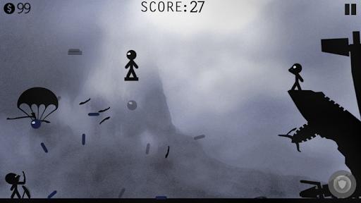 Stick Man Fight - Knife Hit & Throw Game! 2.5.0 screenshots 2