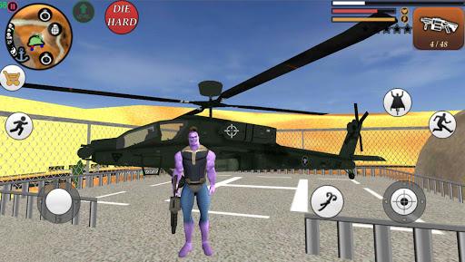 Vegas Crime Rope Hero Simulator 1.4 Screenshots 2