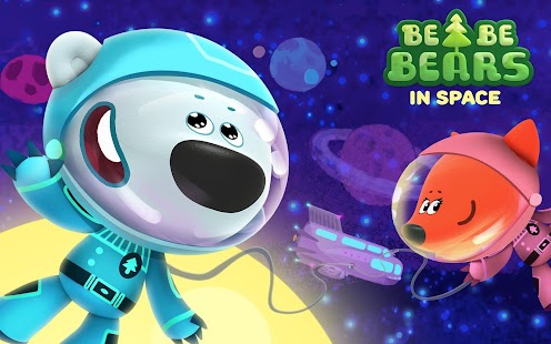 Be-be-bears in space Screenshot