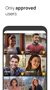 Dating for serious relationships - Evermatch 1.1.18 Screenshots 4