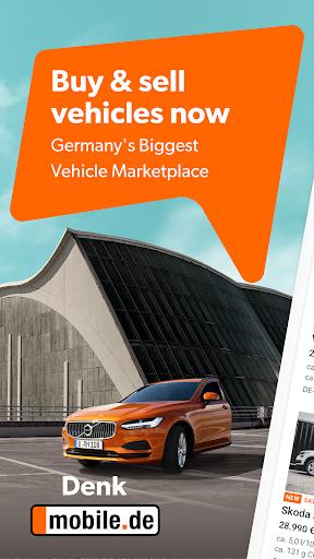 mobile.de u2013 Germanyu2018s largest car market apktram screenshots 1
