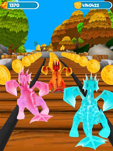 Flying Dragon Run - Dragon World Dino Simulator 1.2.0 screenshots 15