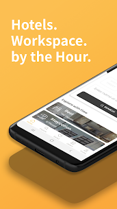 Flow: By-Hour Hotels, Workspace & Staycation Deals 3.2.4 APK + MOD Download Free 1