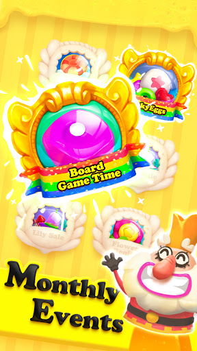 Crazy Candy Bomb - Sweet match 3 game 4.6.5 screenshots 1