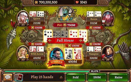Play Free Online Poker Game - Scatter HoldEm Poker screenshots 16