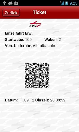 KVV.ticket  screenshots 3
