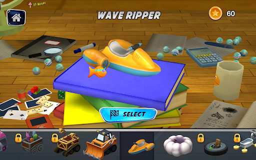 Goldfish Go-Karts 2.0 screenshots 12