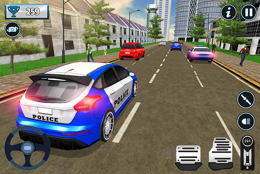 Police City Traffic Warden Duty 2019 android2mod screenshots 13