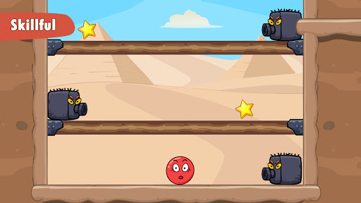 Bounce Ball 7 : Red Bounce Ball Adventure 1.3 screenshots 4