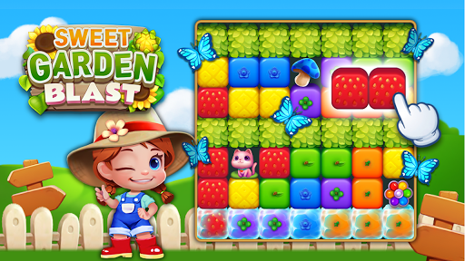 Sweet Garden Blast Puzzle Game 1.3.9 screenshots 3