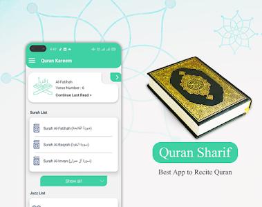 Al Quran Sharif القرآن الكريم:Koran kareem 3.86.0 (Pro)