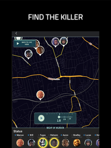 Dead Man's Phone: Interactive Crime Drama modavailable screenshots 23
