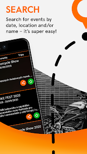 IdeasMotors – Motorcycle events & trip planning 7.0.18 Android Mod APK 2