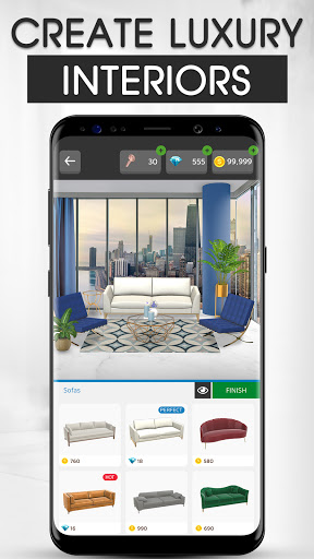 Home Makeover: House Design & Decorating Game 1.3 screenshots 1