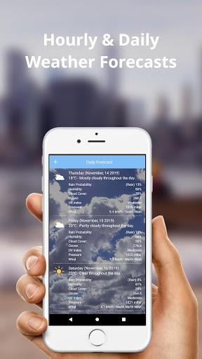 Weather Forecast (Radar Weather Map)  Screenshots 3