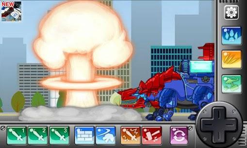 Tyranno+Tricera2Combine! Dino Robot:Dinosaur Game For Pc – Free Download In Windows 7/8/10 2