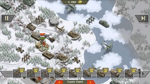 1941 Frozen Front - a WW2 Strategy War Game  screenshots 4