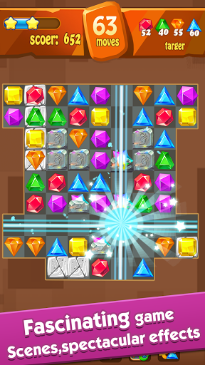 Jewels Classic - Jewel Crush Legend  Screenshots 15