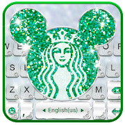 Minny Goddess Keyboard Theme