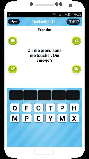 Devinette en Franu00e7ais screenshots 13