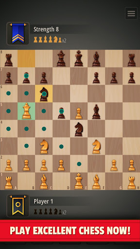 Chess - Strategy Board Game: Chess Time & Puzzles 1.0.11 screenshots 1