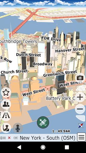 bGEO GPS Navigation  screenshots 2